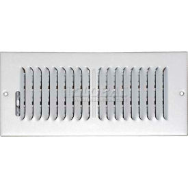 Speedi-Grille Ceiling Or Wall Vent Register With 2 Way