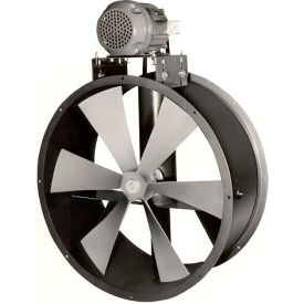 """34"""" Explosion Proof Dry Environment Duct Fan - 1 Phase 1-1/2 HP- Pkg Qty 1"""