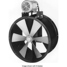 """42"""" Explosion Proof Wet Environment Duct Fan - 3 Phase 2 HP"""