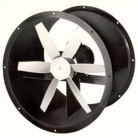 """12"""" totalement fermée entraînement Direct Duct Fan - 1 Phase 3/4 HP"""