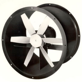 "18"" Totally Enclosed Direct Drive Duct Fan - 1 Phase 1/3 HP"