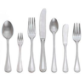 Alegacy 1408 - Salad Fork, Regal Pattern - Pkg Qty 24