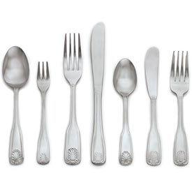 Alegacy 1804 - Dessert Spoon, Jewel Pattern