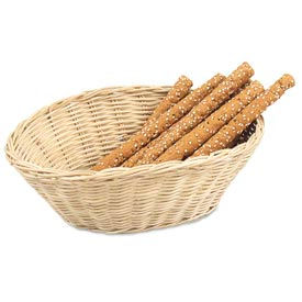 Alegacy 2254 - Bread Basket, Round Rattan Core