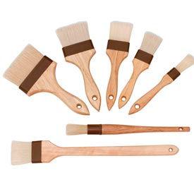 "Alegacy 3920W - 4"" Pastry Brush, Rubber Ferrule - Pkg Qty 12"