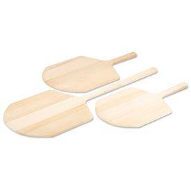 "Alegacy 5116 - Wood Pizza Peels, 22"" x 12"" - Pkg Qty 6"