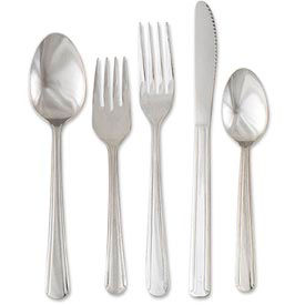 Alegacy 5508 - Dominion Pattern Salad Fork, Medium Weight