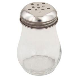 Alegacy 801GT - Gold Top For 6 Oz. Cheese Shaker, Smooth Glass