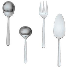Alegacy 818 - New Era Round Bowl Spoon - Pkg Qty 12