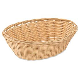 Alegacy 8879 - Basket, Oval Poly - Pkg Qty 6