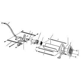 Alegacy A15F - Cutting Frame For A500
