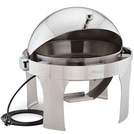 Alegacy AL500AE - Full, Size Dome Cover Savoir™ Chafer/Electric