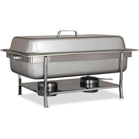 Alegacy AL800HDCA - Full Size Top, Shelf™ Chafer, Hinged Dome Cover