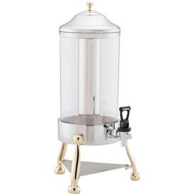 "Alegacy AL910 - Juice Dispenser, Brass, 26""H"