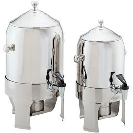 Alegacy AL950 - Coffee Urn, Brass 6.3 Qt.