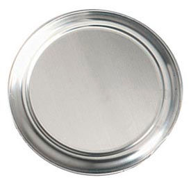 "Alegacy FHA16 - Flat Rim Tray, 16"" Flat Rim Aluminum Pizza Tray, .040"" Thick - Pkg Qty 12"