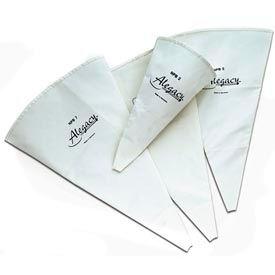 "Alegacy NPB2 - Nylon Pastry Bags 8"" x 12"" - Pkg Qty 12"