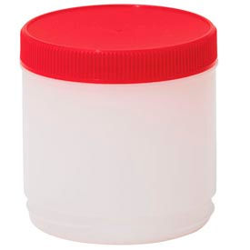 Alegacy PP3RD - Pourer Pint With Cap, Red - Pkg Qty 12