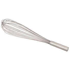 """Alegacy PW10 - Stainless Steel Piano Wire Whip, Soldered 10"""" - Pkg Qty 12"""