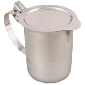 Alegacy S3202 - Stainless Steel Stacking Teapot/Creamer 10 Oz. - Pkg Qty 12