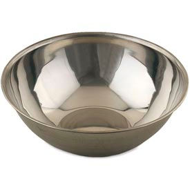 "Alegacy S878 - 10 1/2 Qt. Heavy, Duty Mixing Bowl 15"" Dia. - Pkg Qty 12"