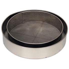 """Alegacy S9912 - 12"""" Dia. Stainless Steel Rim Sieves"""