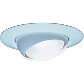 "Lithonia 7e1 Tor R6 6"" Full Reflector Trim W/ Wide Flange - Pkg Qty 6"