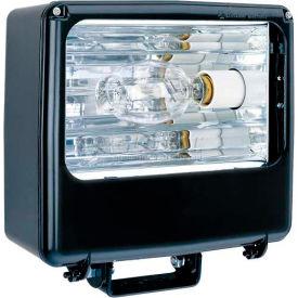 Lithonia TFL 250M RA2 TB SCWA LPI Metal Halide Floodlight w/Lamp 250W Super SCWA Pulse Start Ballast