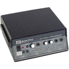 Multimedia Stereo Amplifier