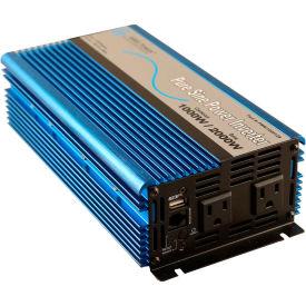OBJECTIFS de puissance onduleur sinusoïdal pur 1000 Watt, PWRI100012120S