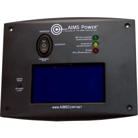 Aims Power Remotelf Lcd Remote Panel