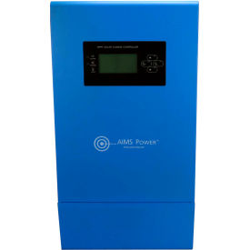 AIMS Power 60 Amp MPPT Solar Charge Controller, SCC60AMPPT