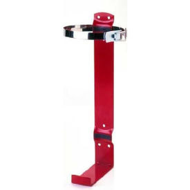 Mark Bracket For Wall Mounting Of Fire Extinguisher For