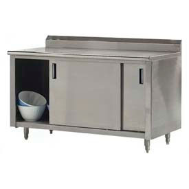 Advance Tabco Cf Ss 306 72 Quot W X 30 Quot D Cabinet Bench