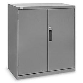 "ALB Plus Welded Storage Cabinet - 36x18x40"" - Light grey"