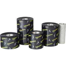 Inkanto Thermal Transfer T66403IO Wax Ribbon, 130mm x 360m, AWX FH, 12 Rolls/Case