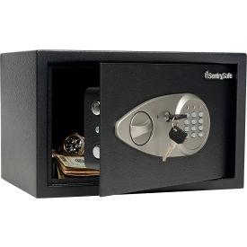 Coffre-fort de sécuritéSentrySafe X055 -1313/16 po larg. x 105/8 po prof. x 811/16 po haut., noir