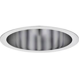 """Lithonia F6O1A 6"""" Open Reflector Trim With Clear Diffuser Use With LF6N 1/26-42TRT MVolt"""