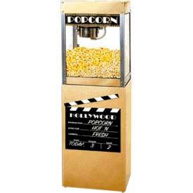 BenchMark USA 30080 Base For Premiere Popper  6oz, 8oz Gold