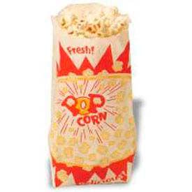 BenchMark USA 41003 Jumbo Popcorn Bags 2 oz 1000/Jumbo Bags