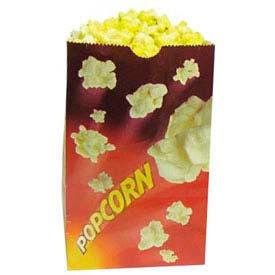 BenchMark USA 41246 Popcorn Butter Bags 46 oz 100/Bags