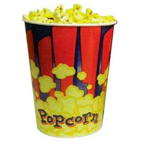 BenchMark USA 41432 Popcorn Buckets 32 oz 100/Tubs