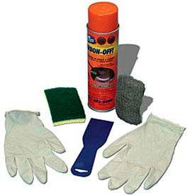 BenchMark USA 43001 Popcorn Kettle Cleaning Kit