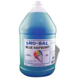 Snow Cone Syrups - Blue Raspberry - Pkg Qty 4