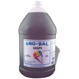 Snow Cone Syrups - Grape - Pkg Qty 4