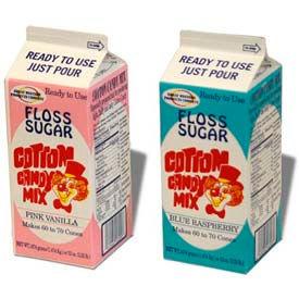 Cotton Candy Sugar Floss  - Bubblegum