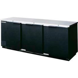 """Série BB, la Base solide porte arrière Bar réfrigérateur 27"""" 95"""" W - BB94HC-1-B"""