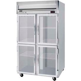 Beverage Air® HR2HC-1HG Reach In Refrigerator 49 Cu. Ft. Stainless Steel