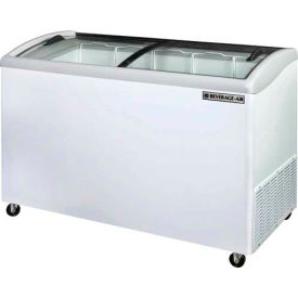 Bunkers Frozen Novelty Freezer Slant Top Series, NC51HC-1-W, 10.9 Cu. Ft.