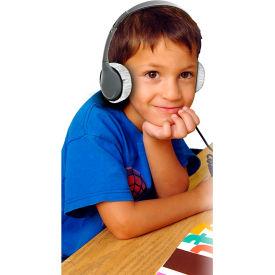 Hamilton Master Carton 600 Pair - HygenX Sanitary Headphone Covers for On-Ear Headsets